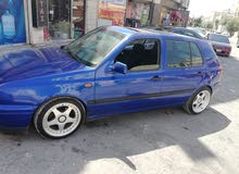Used Volkswagen Golf in Amman
