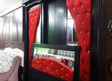 غرف نوم جديدة جاهز وحسب الطلب  رقم 03963519