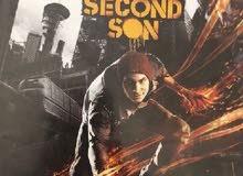 مطلوب infamous second son