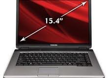 مطلوب شاشة Laptop TOSHIBA L300