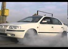 Iran Khodro Samand car for sale 2012 in Baghdad city