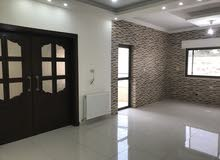 Jubaiha neighborhood Amman city - 130 sqm apartment for sale