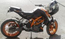 دراجه للبيع بسعر مغري بحاله الوكاله. 0796795128