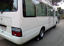 ايجار جميع انواع الباصات والسيارات مع 2m travel باسعار مميزه