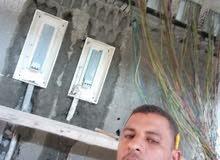 سباك وكهرباء