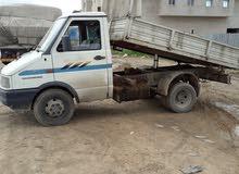افيكو قلابة لنقل مواد البناء ومخلفات البناء داخل وخارج طرابلس للإيجار وليس للبيع