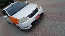 Gasoline Fuel/Power   Toyota Corolla 2007