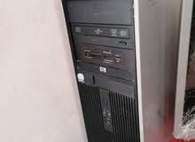 كمبيوتر مكتبي اتش بي اصلي ممتاز