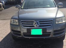 Grey Volkswagen Touareg 2007 for sale