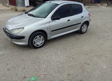 Gasoline Fuel/Power   Peugeot 206 2001