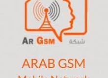 شبكة  ARAB GSM شبكة التجوال الاولى دوليا