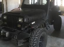 '96 Monster YJ with Difflock