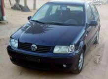 Blue Volkswagen Polo 2000 for sale