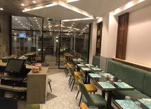 مطعم للمأكولات الكويتية ومشويات