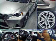 LEXUS IS200 TURBO MODEL 2016