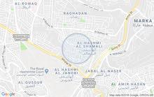 شقه للإيجار الهاشمي الشمالي قرب المركز الصحي و مسجد حماده