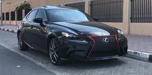 Lexus is 250 f sport full option very clean car