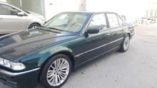 BMW 735 1998 For sale - White color