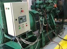 مولد كهرباء فولفو 500 كيلو فولت أمبير حالة جيدة