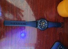 Samsung Gear S3 frontier smartwatch.