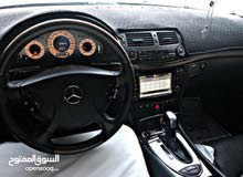 20,000 - 29,999 km Mercedes Benz E500 2003 for sale