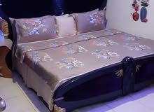 غرفة النوم  فاخره بي حاله جيده كامله  للبيع رخيص 800 ريال  عشان مسافر  الأسبوع ا