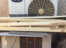 السلام عليكم عندي مكيف كيري القوة24 سبب العطل حساسات المحرك مية مية