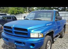 Automatic Blue Dodge 2000 for sale