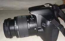 كاميره كانون 1300Dليجار مش لي البيع