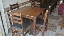 طاولات  وكراسي للمراكز وكوفي شوب 000