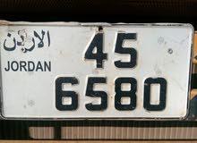رقم رباعي مميز 6580-45