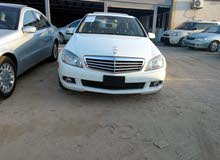Automatic White Mercedes Benz 2010 for sale