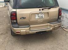 Gold Chevrolet Blazer 2005 for sale