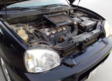 Hyundai Santa Fe car for sale 2003 in Misrata city