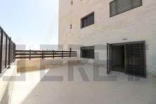 بالتقسيط شقة أرضية مع تراسين بالأقساط في البنيات - طريق المطار بمساحة 170 متر مربع
