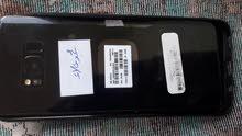 وكالة Samsung s8 plus 64g black