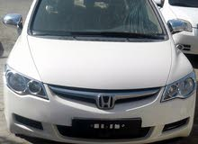 Used Honda Civic for sale in Abu Dhabi