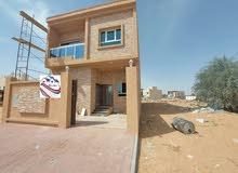 فيلا للبيع تشطيب شخصي بسعر ممتاز عجمان قريب من الشارع الرئيسي مساحة بناء كبيرة(الياسمين)