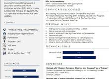 ابحث عن عمل محاسب ...امين صندوق ...خدمة عملاء .
