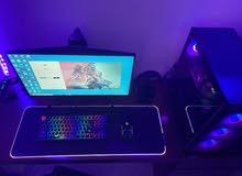 Gaming PC + Full Set-Up