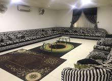 فله او استراحة مفروشه بمساحة 400 متر مربع Furnished Villa for rent