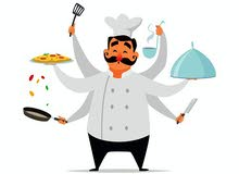 Looking for chef of burgers and pasta
