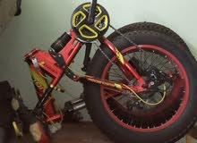 دراجة هوائية جديدة قابلة للطي