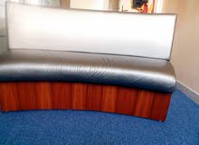 round shape sofa from Danube