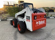 for sale skid steer louder S220 model 2008 in perfect condition f