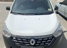 Renault Dokker 2019 for cleaning car