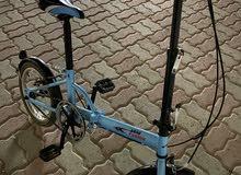دراجة هوائية قابلة التفكيك