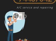 a/c service and repair