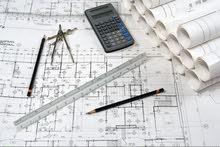 رسم وتجديد وتحديث  كل الخرائط المعمارية والميكانكية و الصناعية