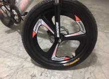 دراجة رباضية(جديدة)للبيع